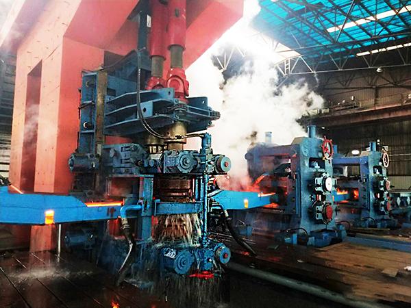 軋鋼機設備在金屬冶煉成形及資源整合兼并方面發揮可靠效用