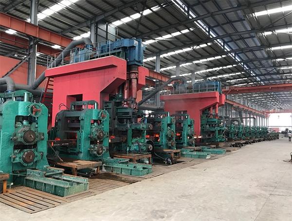 萬能軋鋼機生產線